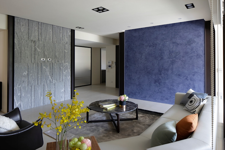 達譽設計 Modern offices & stores