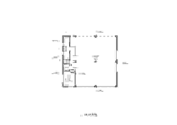 반석동 복합빌딩: 위 종합건축사사무소의 현대 ,모던