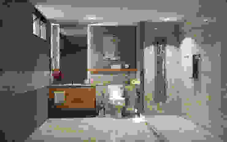 Pilaster House โดย Pilaster Studio Design