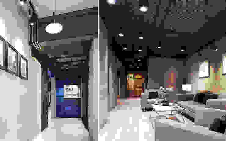 E&I Office โดย Pilaster Studio Design