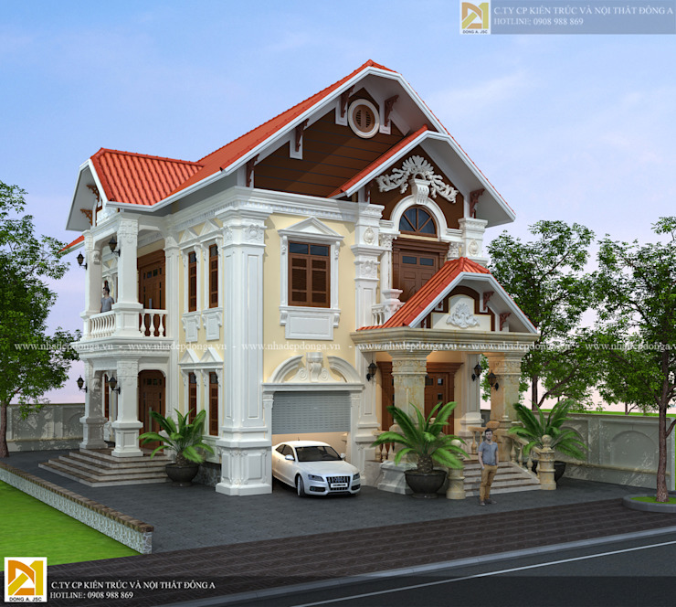 van Công ty kiến trúc Huỳnh và Cộng sự