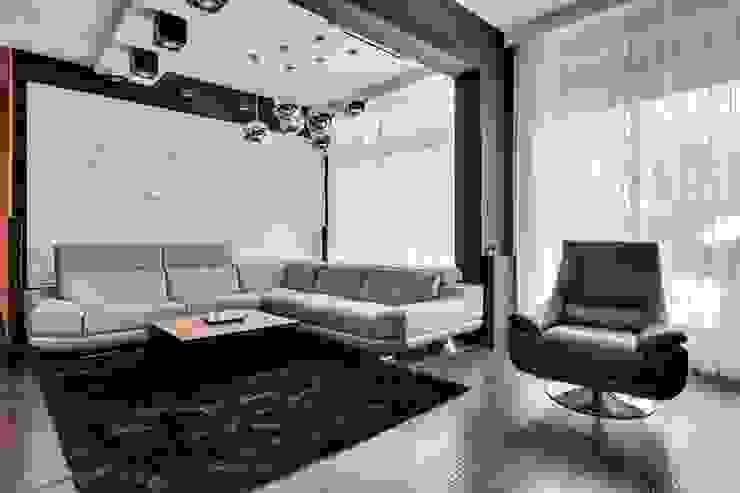 Living room by Loft Design System Deutschland - Wandpaneele aus Bayern, Eclectic
