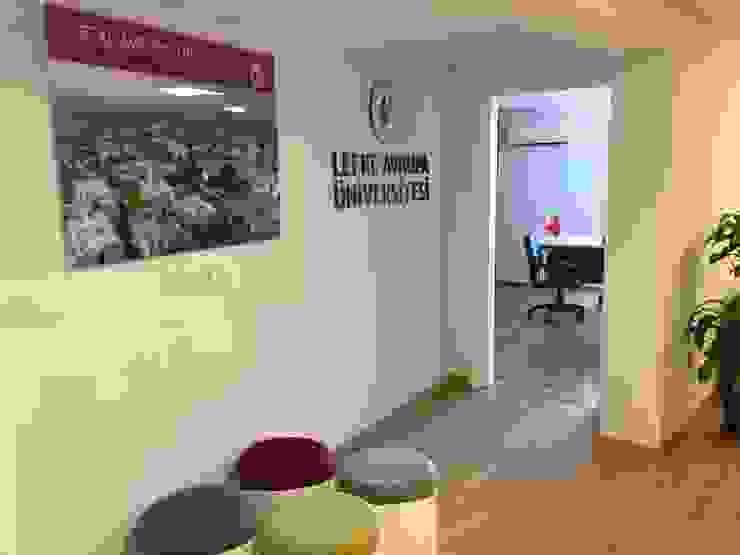 Lefke Avrupa Üniversitesi İzmir Temsilcilik Ofisi Bider Mimarlık İnşaat Ltd. Şti. Modern