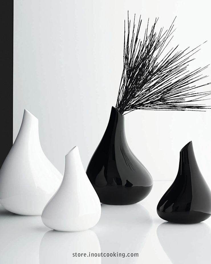 In&Out Cooking HouseholdAccessories & decoration Ceramic White