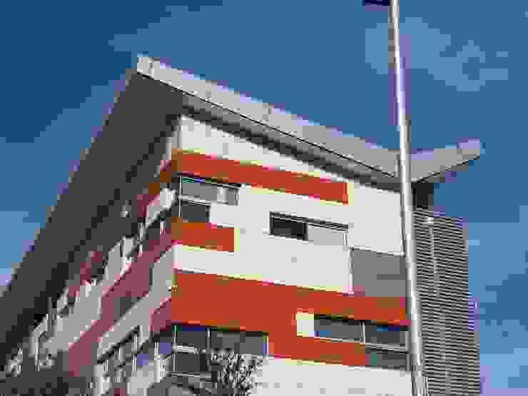 Edificio del empresariado Chihuahuense Dintel arquitectura y construcción Escaleras Cerámico Multicolor