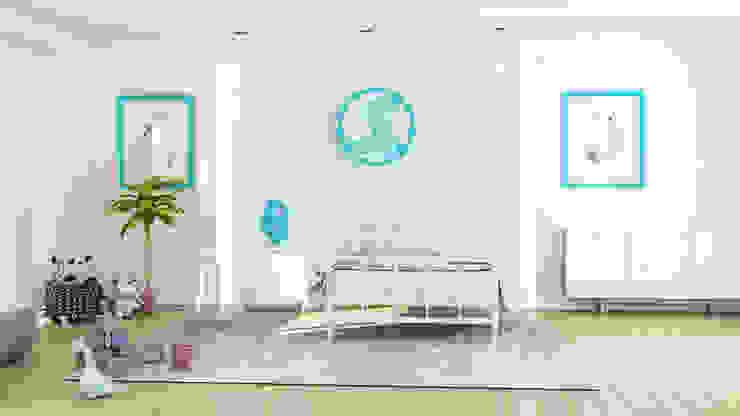 Atölye Teta İç Mimarlık Boys Bedroom Blue