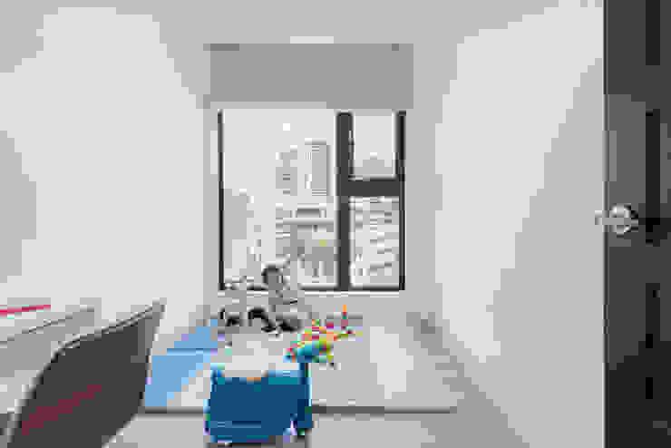 H residence 根據 Fu design 簡約風 複合木地板 Transparent