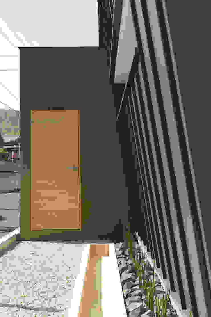 toki Architect design office Walls Wood Beige