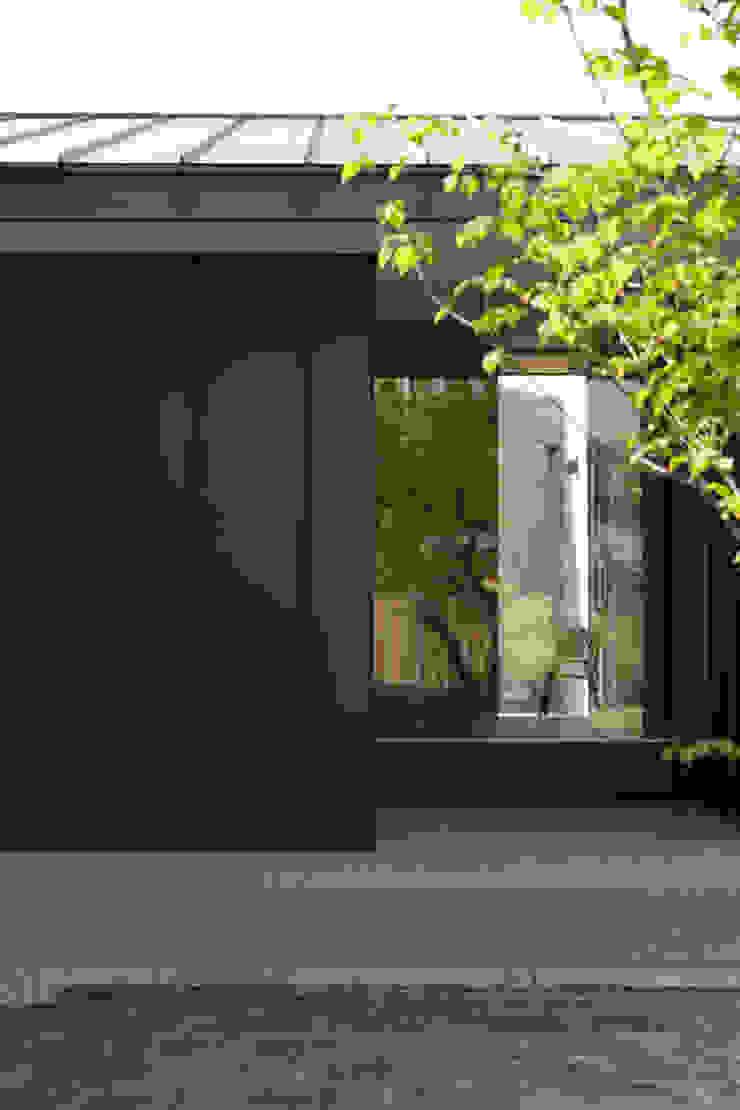 toki Architect design office Wooden windows Glass Beige