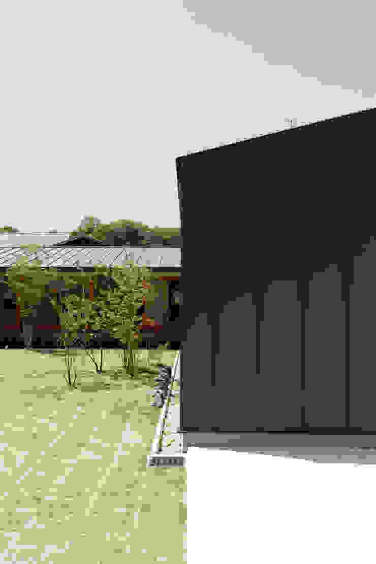 toki Architect design office Rock Garden Stone Green