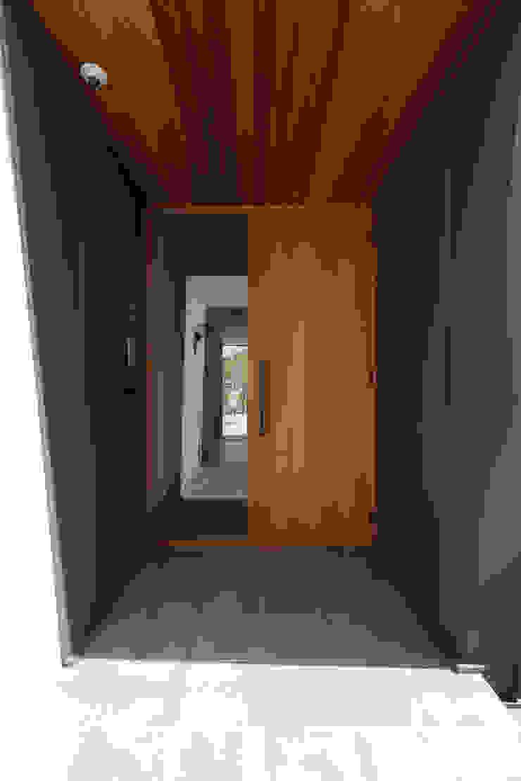 toki Architect design office Wooden houses Wood Grey