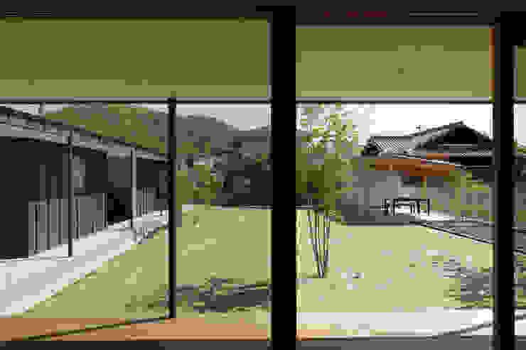 toki Architect design office Wooden windows Wood Brown