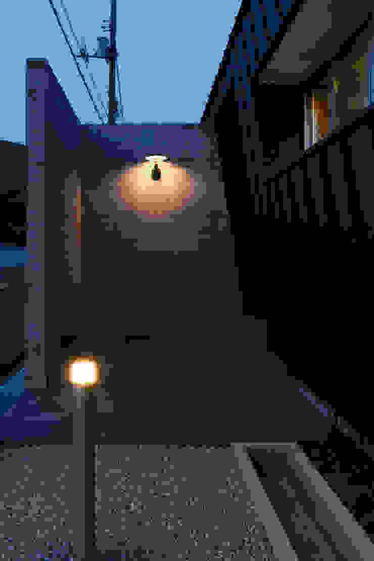 toki Architect design office Wooden houses Concrete Grey