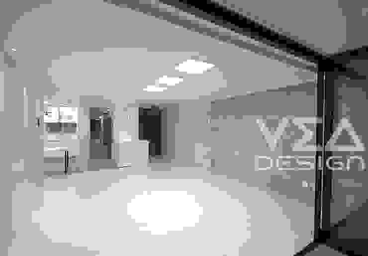 파스텔그레이색상의 거실만들기 모던스타일 거실 by 예아디자인 [주]디자인그룹예아 모던 우드 우드 그레인