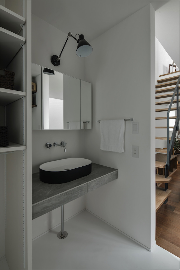 Modern bathroom by ALTS DESIGN OFFICE Modern