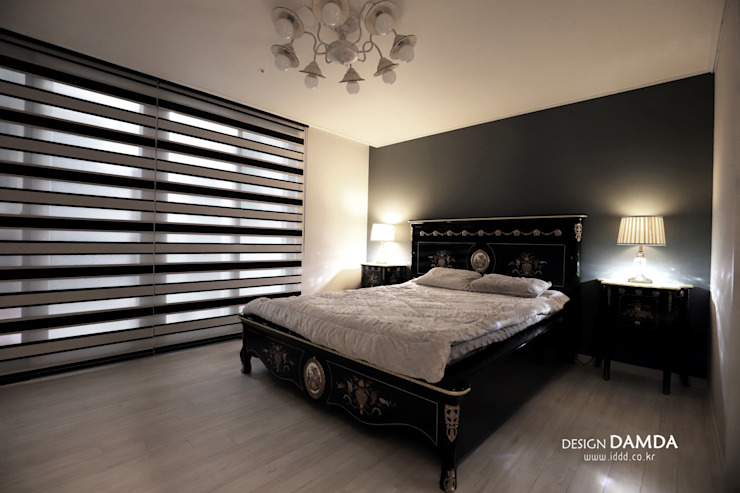 침실_: 디자인담다의  침실