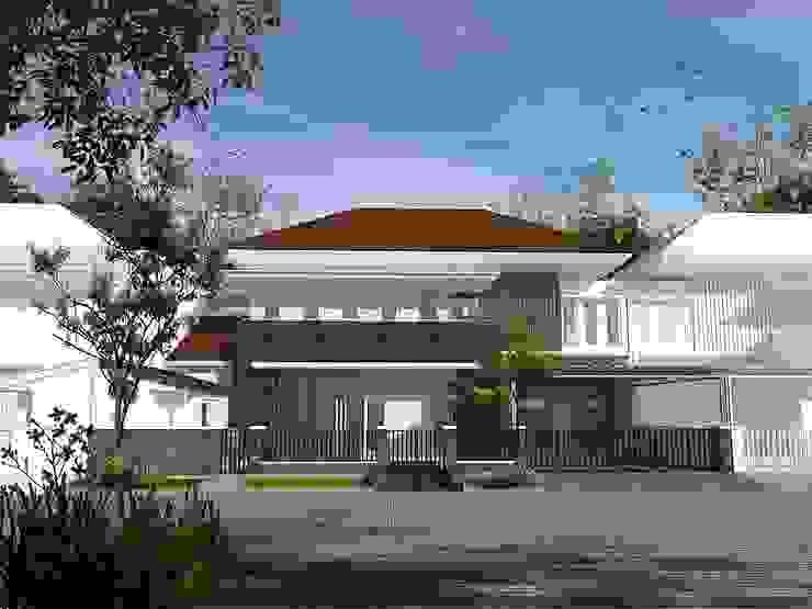 Classic Residential Rumah Klasik Oleh CV Leilinor Architect Klasik