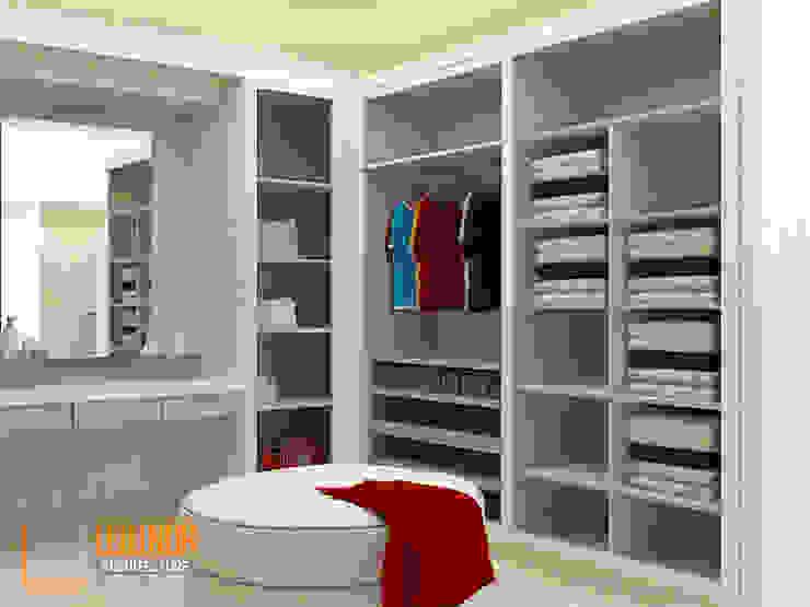 Modern House Modern Dressing Room by CV Leilinor Architect Modern