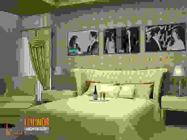 Modern House Modern Bedroom by CV Leilinor Architect Modern