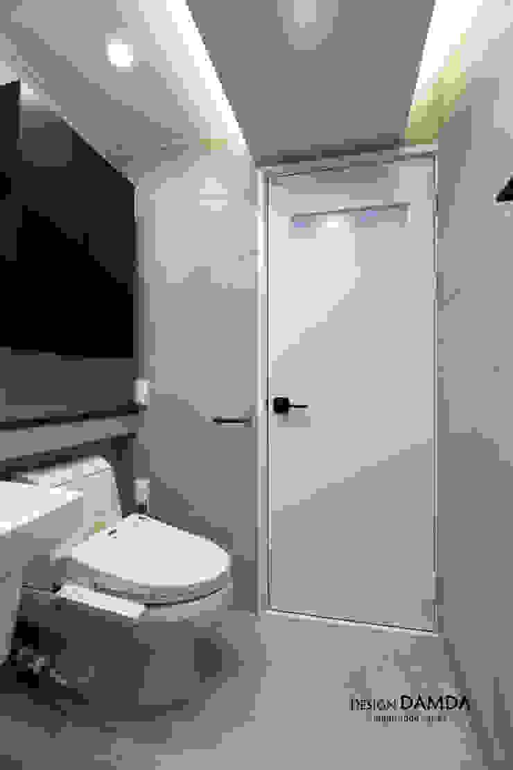 욕실_ 모던스타일 욕실 by 디자인담다 모던