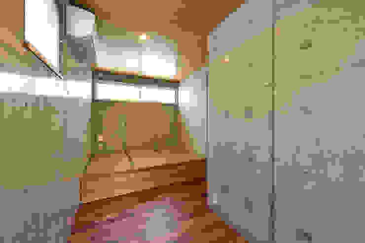 Modern style bedroom by プラソ建築設計事務所 Modern