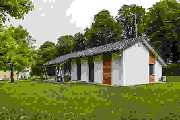 Woodbau Srl Rumah Klasik