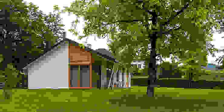 Woodbau Srl Rumah kayu