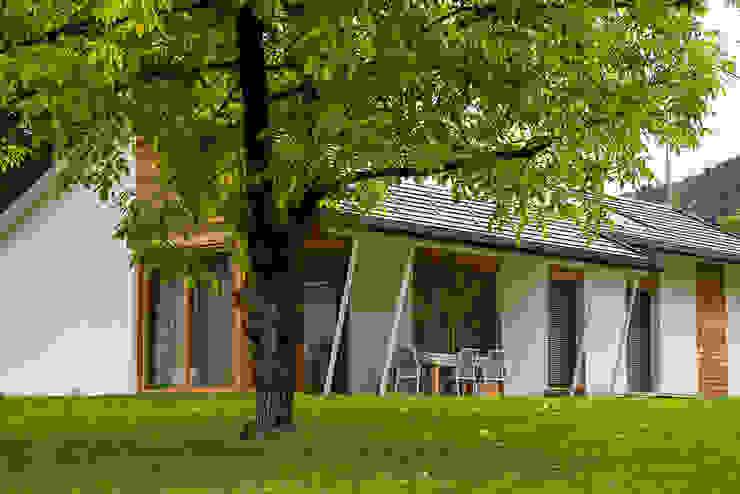 Woodbau Srl Rumah prefabrikasi