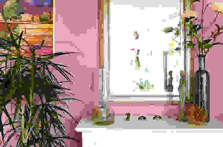 Schouw Eclectische woonkamers van Regina Dijkstra Design Eclectisch