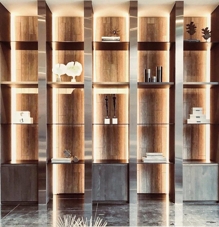 Modern meets culture and heritage : 現代  by On Designlab.ltd, 現代風 塑木複合材料