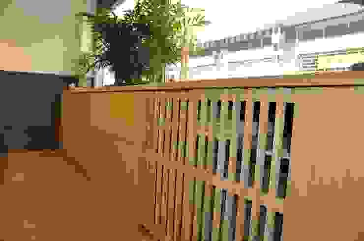 Mobile vetrina Negozi & Locali commerciali moderni di Studio Forma Moderno