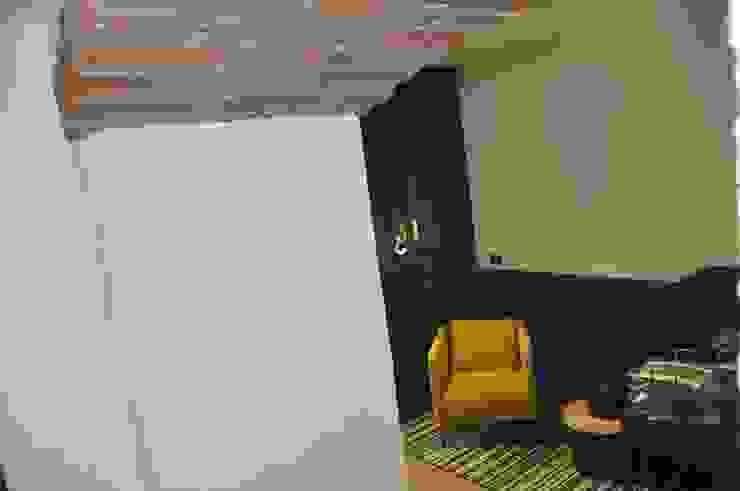 Dettaglio arco Negozi & Locali commerciali moderni di Studio Forma Moderno
