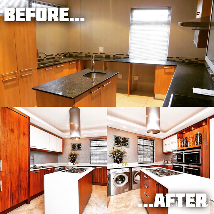 Kitchen Revamp by Gotz Consulting & Interiors