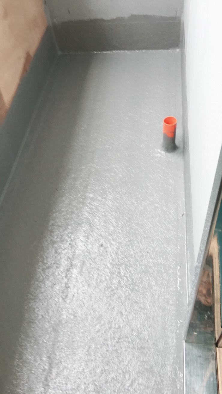 露台防水 根據 安居住宅有限公司