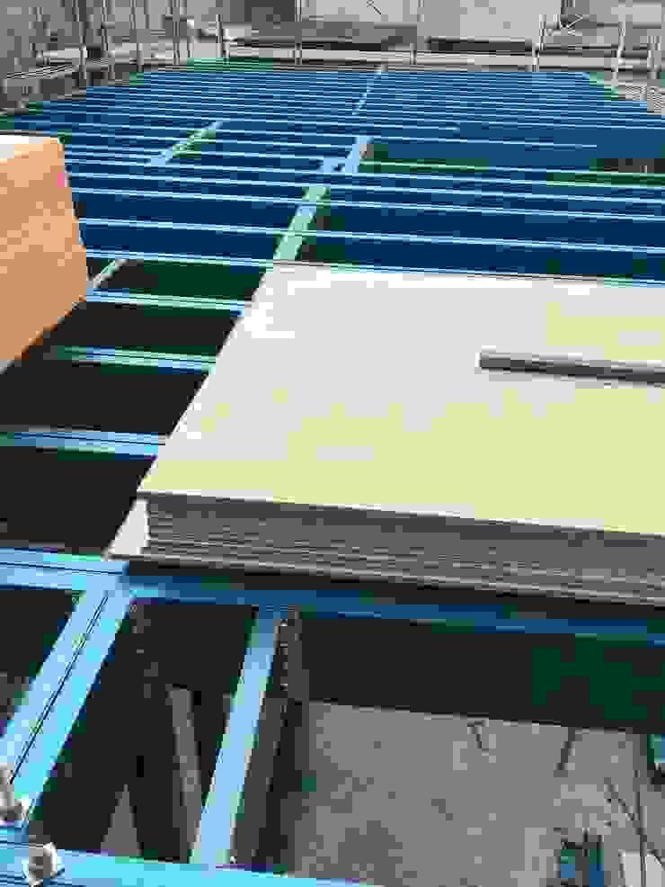 樓板構造 根據 安居住宅有限公司
