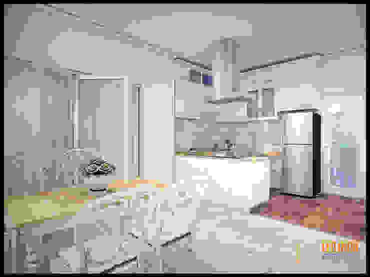 Classic Residential Dapur Klasik Oleh CV Leilinor Architect Klasik