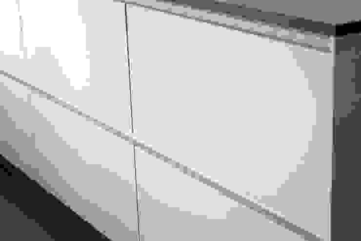 Keuken ontwerp Moderne keukens van studiomaudy Modern
