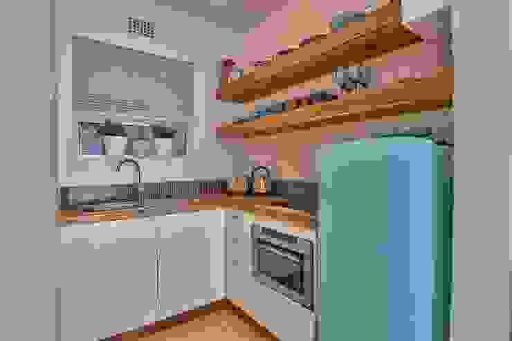 Кухни в эклектичном стиле от Studio Do Cabo Эклектичный