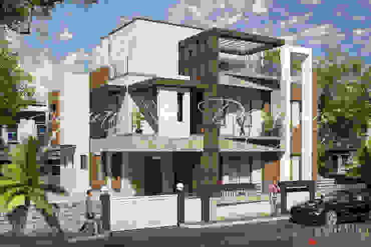 GURDEEP SINGH RAI 1 Square Designs Modern houses