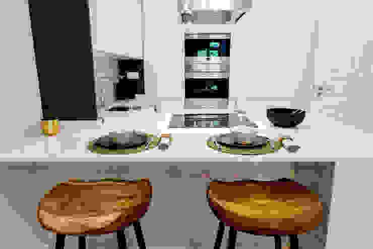 Bancada de cozinha por Hoost - Home Staging Moderno