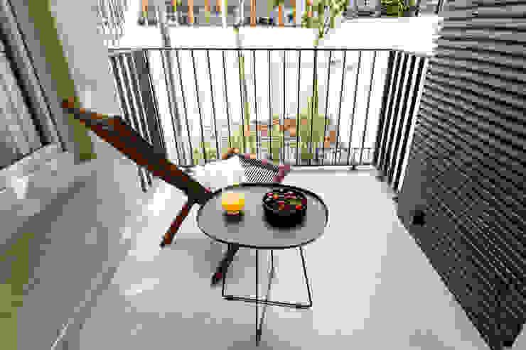 Varanda por Hoost - Home Staging Moderno