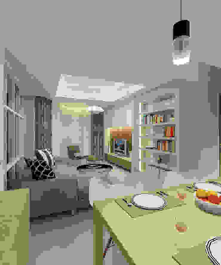 Salas de jantar modernas por PT. Magnolia Adi Sentosa Moderno