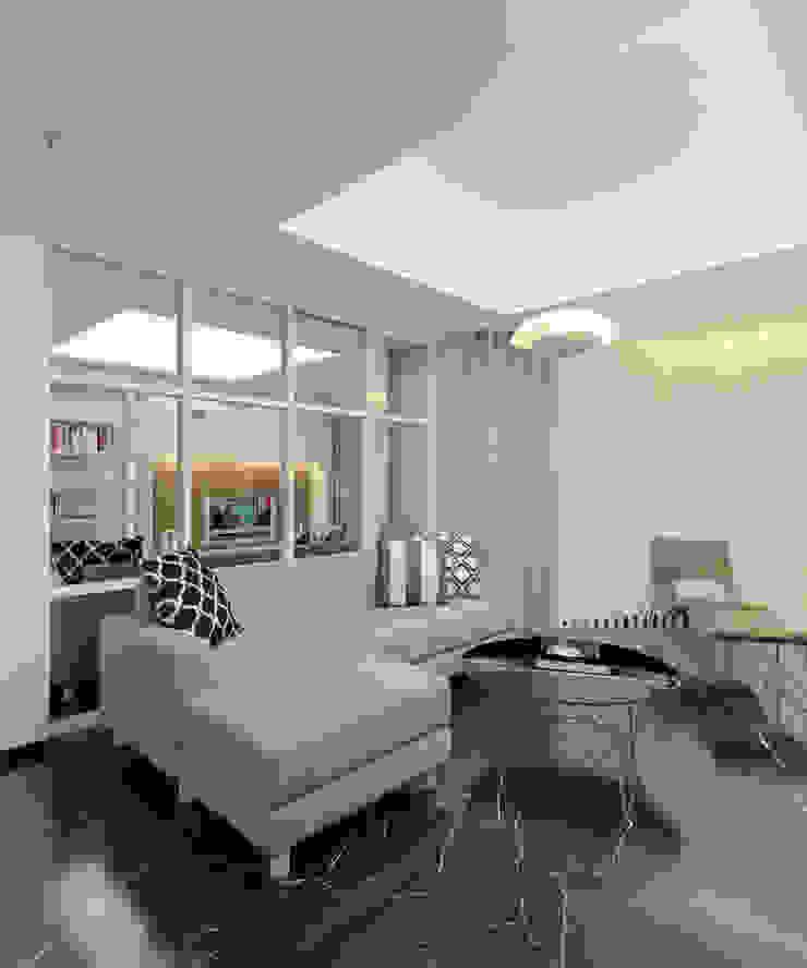 Salas de estar modernas por PT. Magnolia Adi Sentosa Moderno
