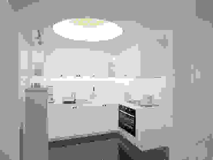 Project Apartemen Taman Anggrek Dapur Modern Oleh PT. Magnolia Adi Sentosa Modern