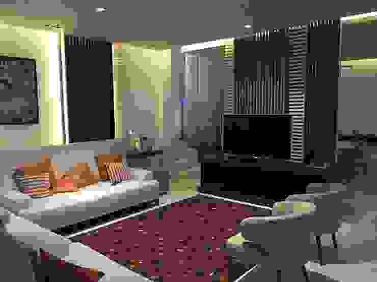 Studioapart Interior & Product design Barcelona Living room