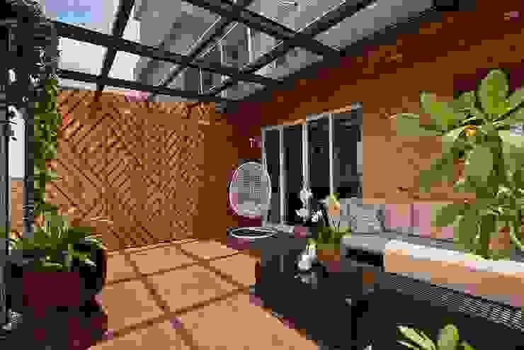 退休人文景觀宅 根據 層層室內裝修設計有限公司 現代風