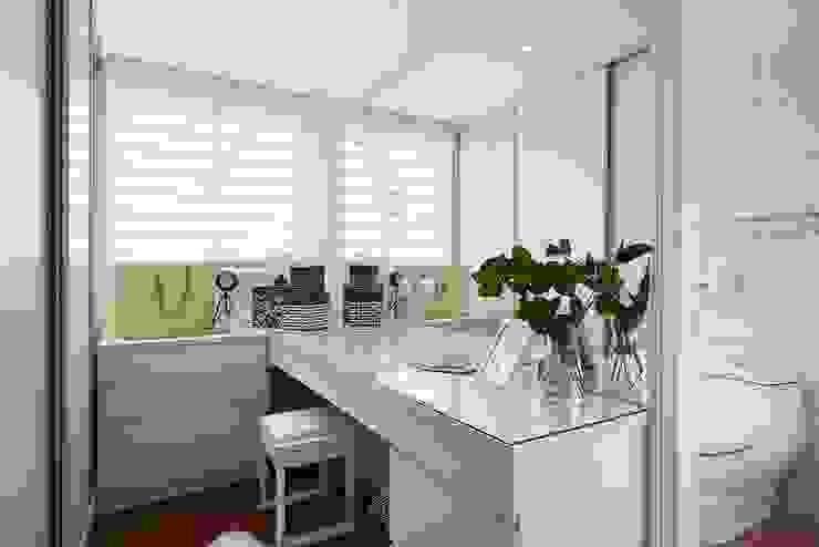 退休人文景觀宅 層層室內裝修設計有限公司 更衣室