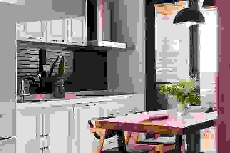 現代人文小豪宅 根據 層層室內裝修設計有限公司 現代風