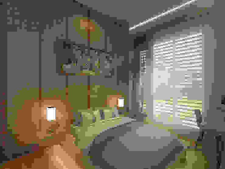 Kamar Tidur:  Kamar Tidur by Atelier BAOU+