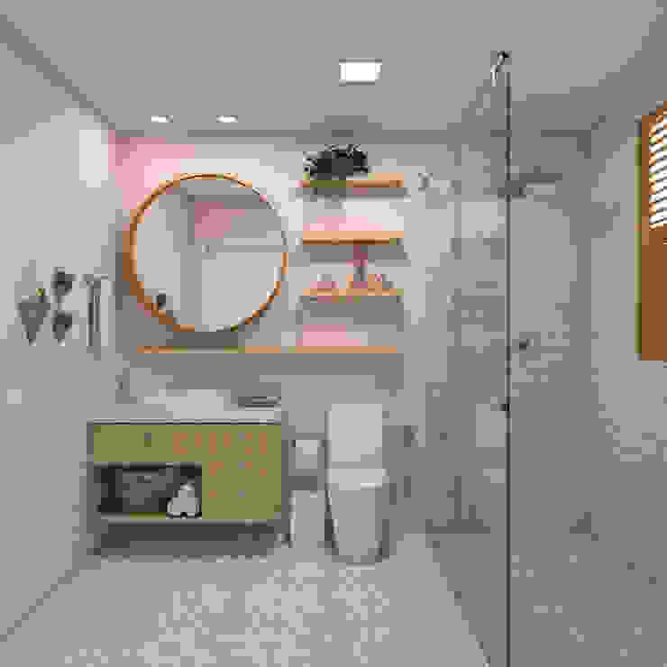 Confi Arquitetos Ванна кімната